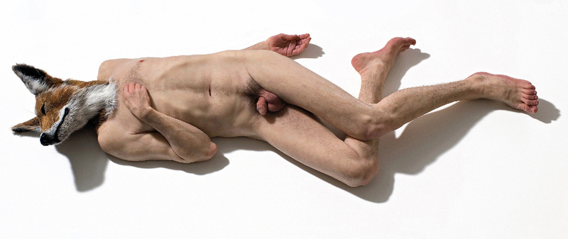Sam JINKS - 雕塑 - Doghead
