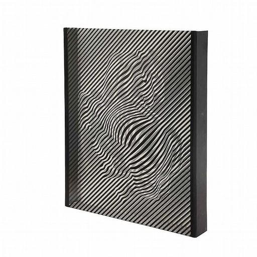 Victor VASARELY - Sculpture-Volume - Zebra