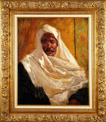 Franz Alekseevic ROUBAUD - Gemälde - Sheikh