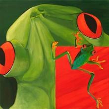 Gisela CLEV (1952) - Froggy la vaillante