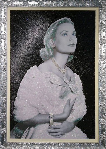 Daniele DONDE - Painting - Grace Kelly