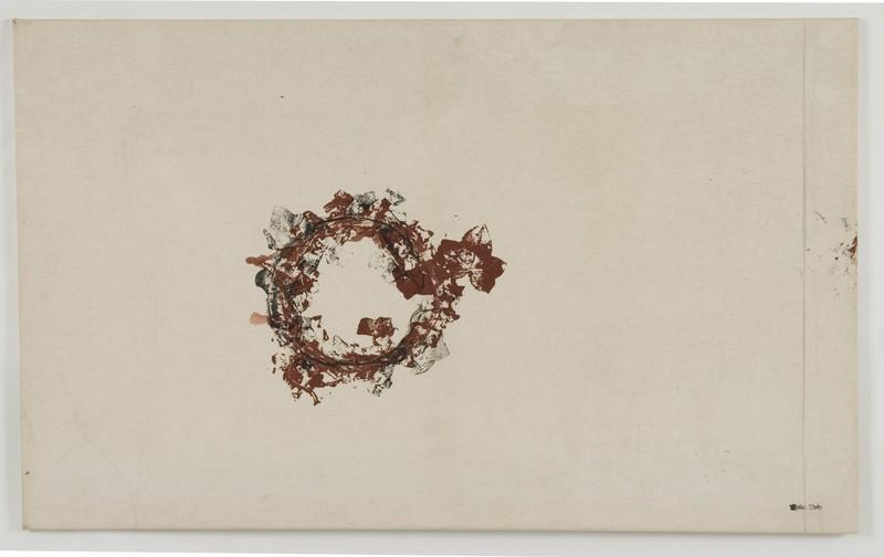 Walter DAHN - Peinture - Dem Sieger