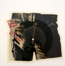 Andy WARHOL (1928-1987) - Sticky Fingers 45 rpm shaped vinyl record