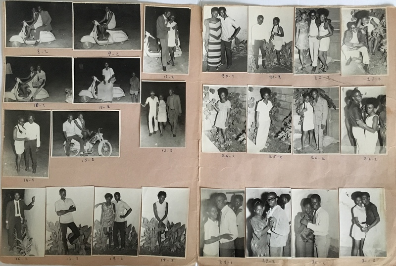 Malick SIDIBÉ - Photo - Arrosage Mouna Tankara 18-7-70