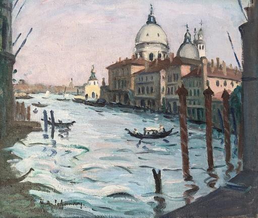 Marie ICHANSON - Gemälde - Venise