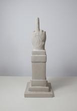 Maurizio CATTELAN - Sculpture-Volume - L.O.V.E.