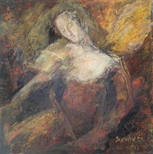 Ludmilla MOSHEK - Painting - Dana