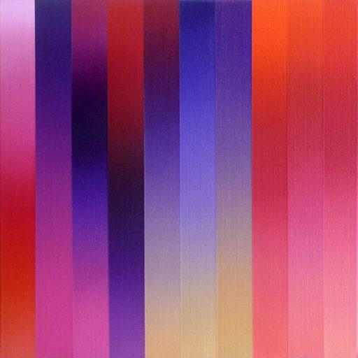 Catherine GUINOT - Painting - « Paresthésie #04 »