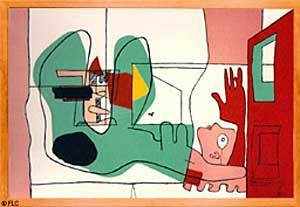 LE CORBUSIER - Print-Multiple - at Home