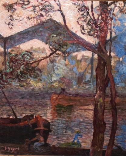 Julien DUPRÉ - Peinture - The Bay