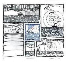 皮埃尔·阿列钦斯基 - 版画 - L'envie de partir