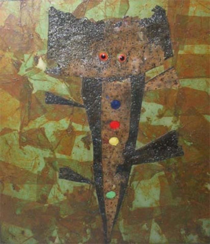 Roberto Gaetano CRIPPA - Painting - Lasard