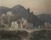 Nikolai N. OBOLENSKII - Pintura