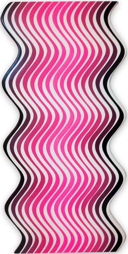 Cristina GHETTI - Gemälde - Pinky (Abstract painting)