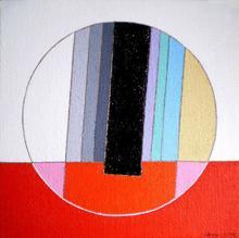 Eugenio CARMI - Painting - Ricordo di un immagine