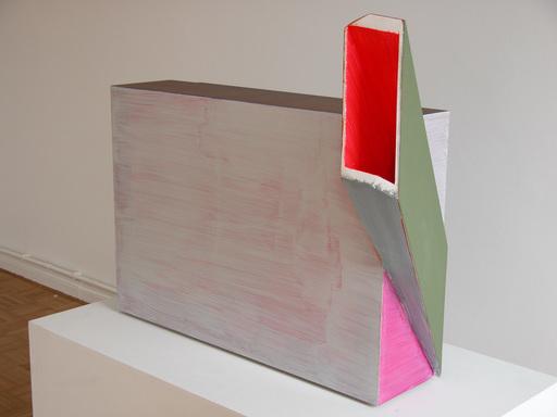 托马斯·谢比茨 - 雕塑 - Untitled (Box)