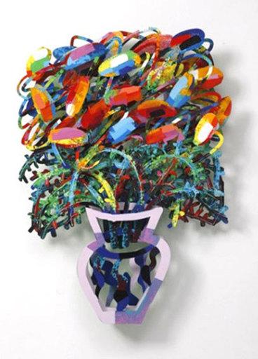 David GERSTEIN - Escultura - New York Bouquet
