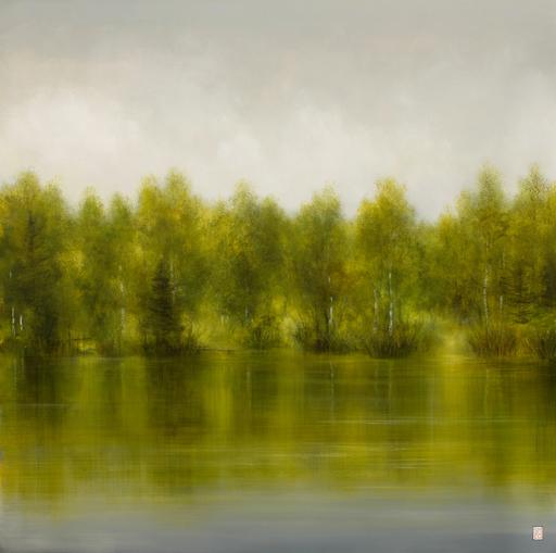Sanna MYRTTINEN - Painting - SUVI