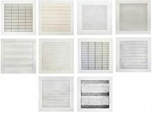 Agnes MARTIN - Print-Multiple - Suite Stedelijk (10)