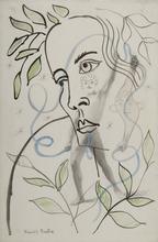 弗朗西斯·毕卡比亚 - 水彩作品 - Transparence