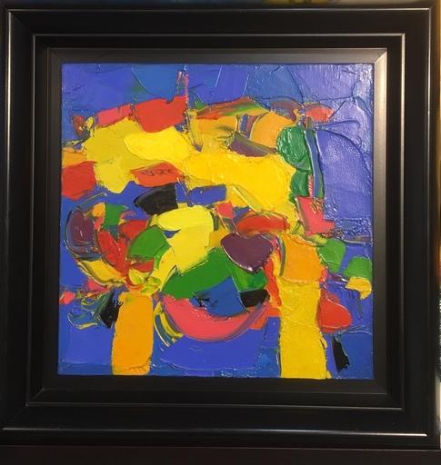 Olga ALBIZU - Pintura - Untitled