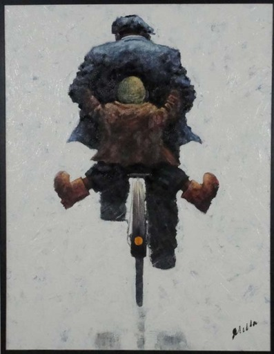 Alexander MILLAR - Print-Multiple - A Wee Backy Doon The Brae