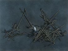 Emilio SCANAVINO (1922-1986) - Il gioco del perchè
