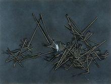 Emilio SCANAVINO - Painting - Il gioco del perchè