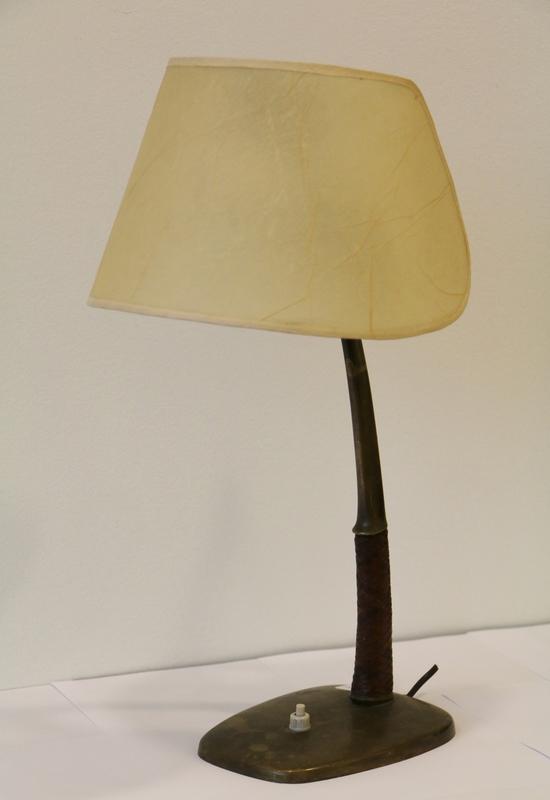 Janos KALMAR - Lampe de bureau années 1920-1930
