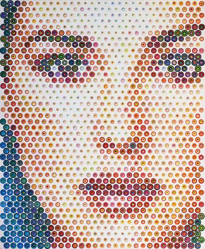 Rain GAVIN - Painting - Monica
