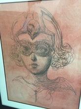 Roberto FABELO - Drawing-Watercolor - unTITILED