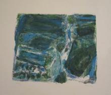 Chafik ABBOUD - Print-Multiple - Untitled (Composition)