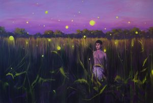Guillaume MONTIER - Painting - « Constellation »