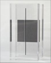 杰塞斯•拉斐尔•索托 - 雕塑 - Vibracion en la masa transparente