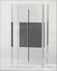 Jesús Rafael SOTO - Scultura Volume - Vibracion en la masa transparente