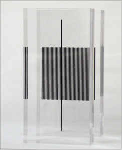 Jesús Rafael SOTO - Sculpture-Volume - Vibracion en la masa transparente