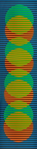 Carlos CRUZ-DIEZ - Print-Multiple - Sitges 3
