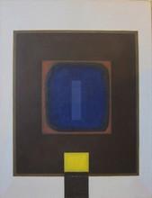 Heinrich SIEPMANN - Peinture - B 23/ 1974