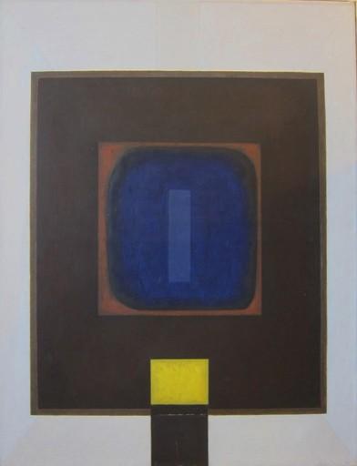 Heinrich SIEPMANN - Pittura - B 23/ 1974