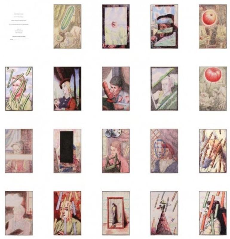 Ilya KABAKOV - Estampe-Multiple - The artists at work (19)