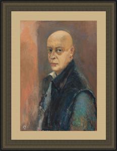 Levan URUSHADZE - Gemälde - Self portrait