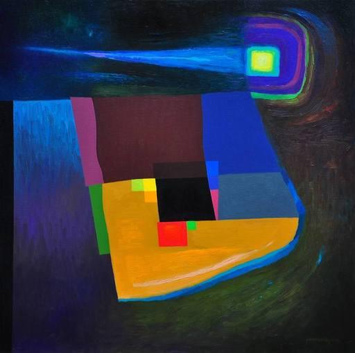 Istvan JARMECZKY - Gemälde - COMET