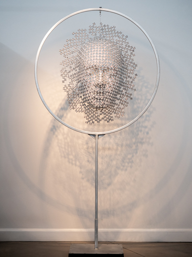 Dale DUNNING - Scultura Volume - Inside Out