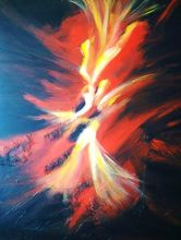 ANVAL - Painting - Explosion