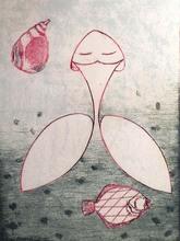 马克思•恩斯特 - 版画 - SUITE DU FESTIN (II)