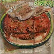 Yehezkel STREICHMAN - Pintura - Watermelon