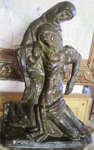 Gleb W. DERUJINSKY - Escultura - Christ, Descent from the cross (Pieta)
