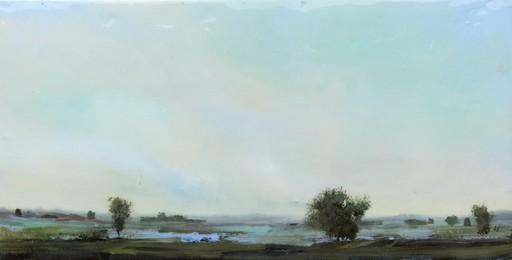 Peter HOFFER - Peinture - Region Study No 03