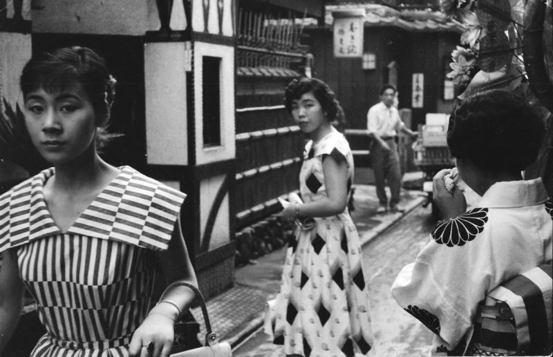 Marc RIBOUD - Photography - Japan, fashion on street