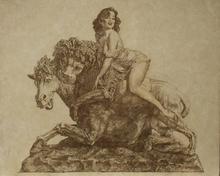 Vladimir KOLESNIKOV - Pintura - Untitled (Vatican Museums)
